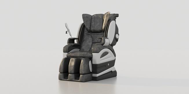 הדמיות מוצר - כסא מסאזה