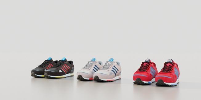 הדמיות מוצר - נעלי ריצה